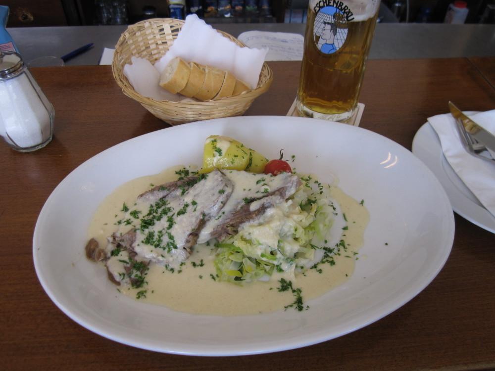 Lunch at Kavita\'s restaurant