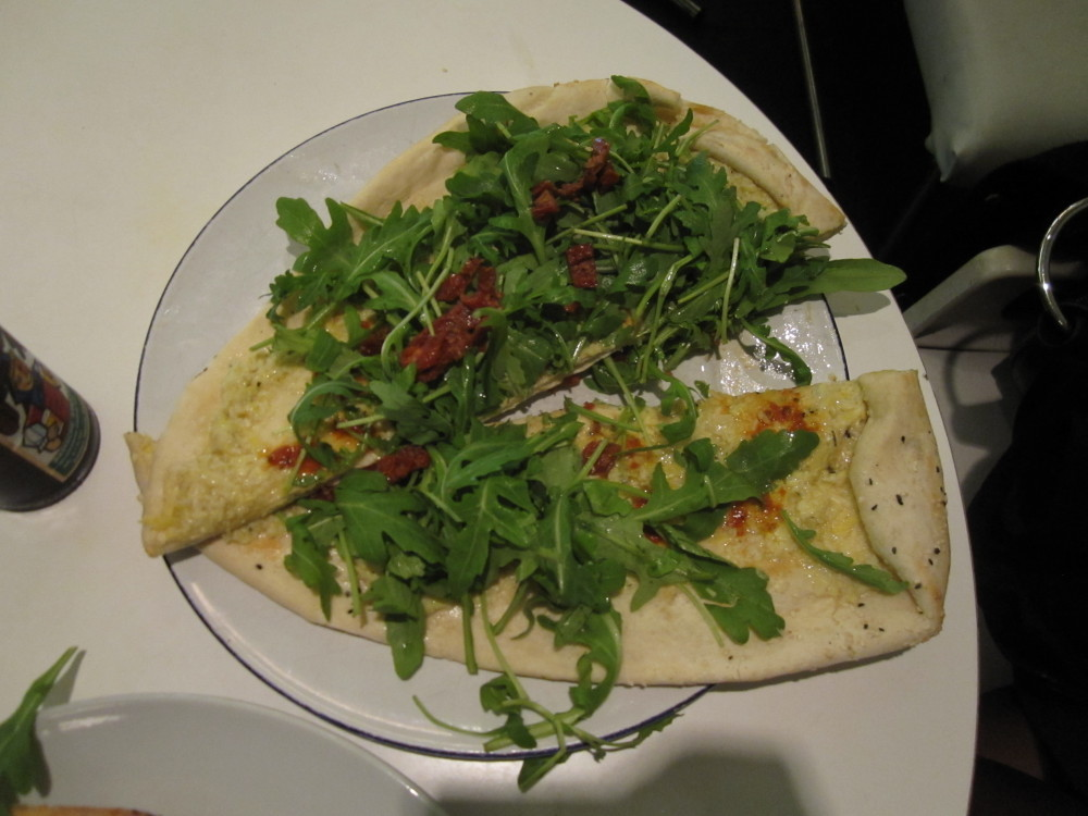 Crossover naan!