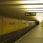 U-bahn at Alexanderplatz