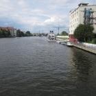 Eastern Comfort Hotel boat
