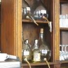 Grappa di Prosecco at Kavita's restaurant