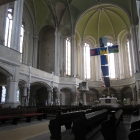 In the Zion church