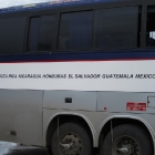 The bus crossing all Central America