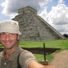 El Castillo and me