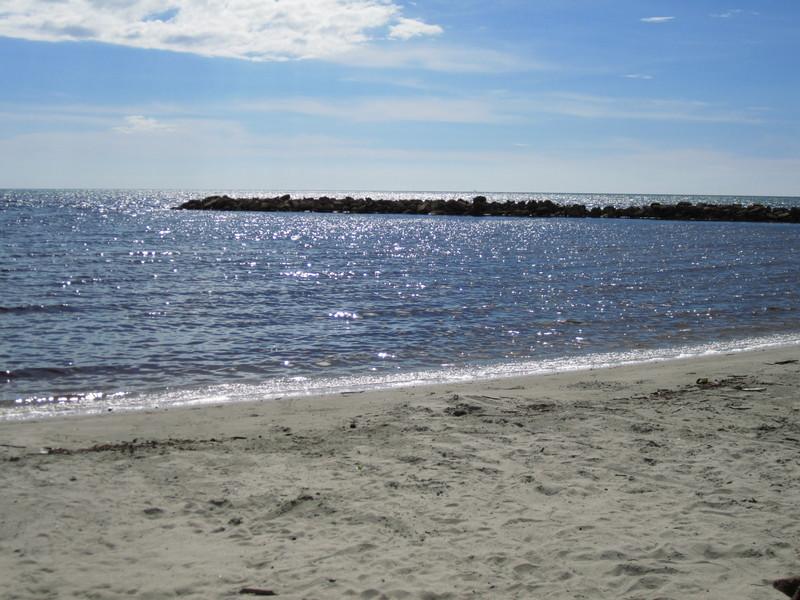 Coveñas beach