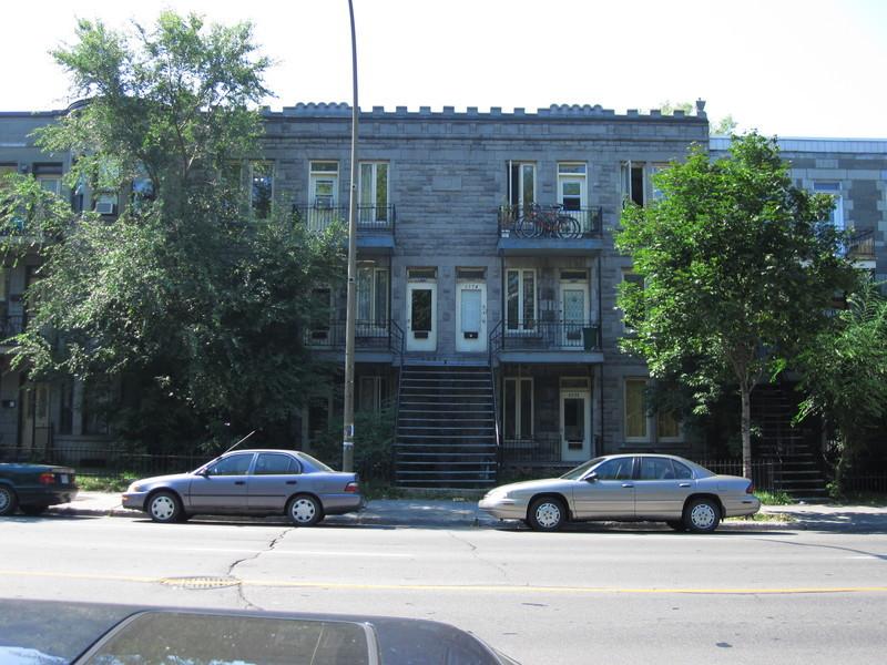 Houses in Montréal