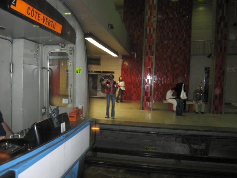 Metro Rosemont