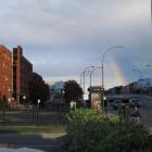 Rainbow on rue St-Dénis