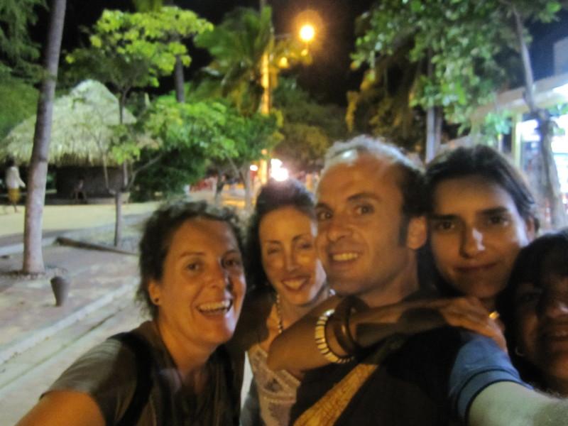 A night in Taganga