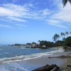 Tayrona's beach
