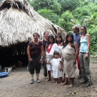 Tayrona's locals and us