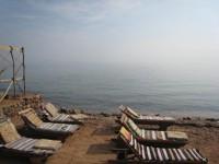 Hotel beach in Dahab