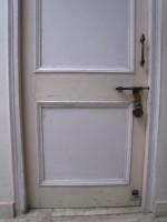 The door <em>key</em> at the hotel