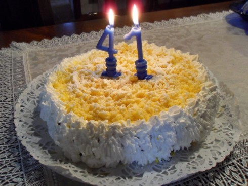 Virtual cake