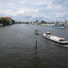 The Spree from the Oberbaumbrücke