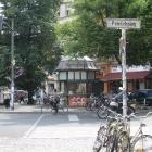 Peinlichplatz in Kreuzberg