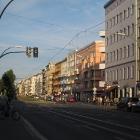 Sunset in Prenzlberg