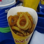 Spiralling French fries!