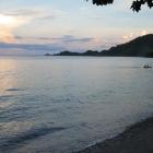 Sunset at Capurganá