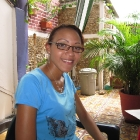 Yoveliz from the hostel