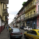Panama City\'s street
