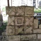 Mayan version of Tic-tac-toe (tris)