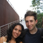 With Meri from Guayaquil and Marc from USA