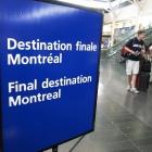 Destination finale Montréal?
