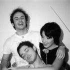 With Simone and Silvia