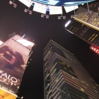 Skyscrapers in Times Square