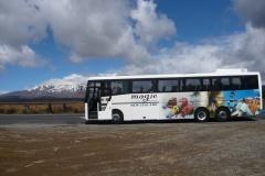 Waitomo to Taupo to Wellington